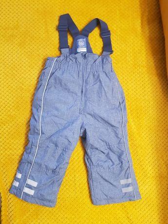 Spodnie zimowe chłopięce Cool Club w rozm 86