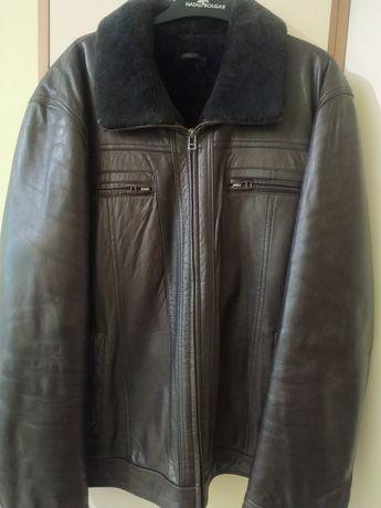 Продам кожаную курточку!