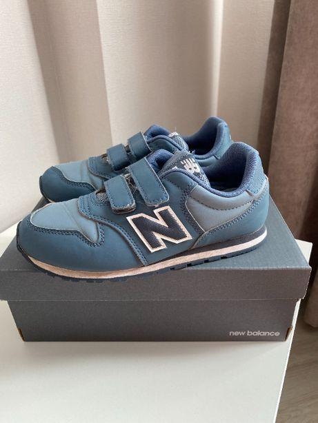 Продам кроссовки New Balance на мальчика