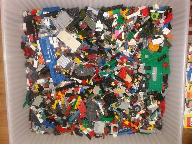 Klocki Lego ok 8kg