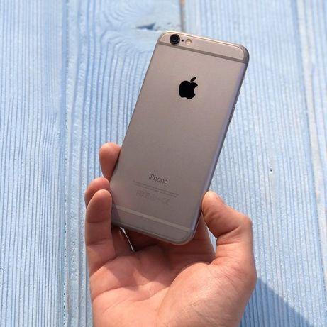 iPhone 6 16/64Гб Neverlock Space Gray Оригинал Гарантия б/у айфон Киев