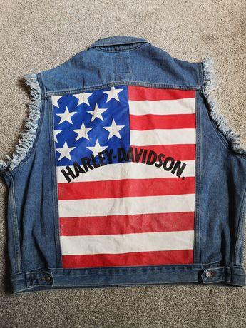 Kamizelka Harley Davidson