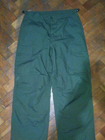 Spodnie bojówki bdu Helikon oliv wojskowe