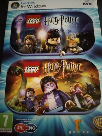 Gra Harry Potter na PC windows ( 2 części )