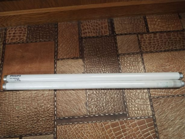Люминесцентная лампа tl-d 18w/54-765 (2шт)