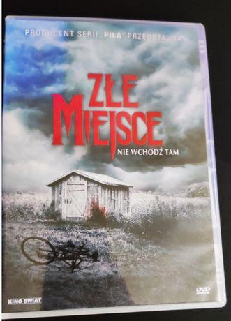 Złe Miejsce DVD PL Film