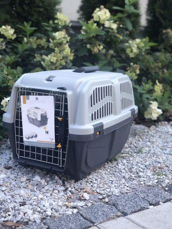 Переноска для собак Skudo №3 IATA (60х40х39 см) до 24кг