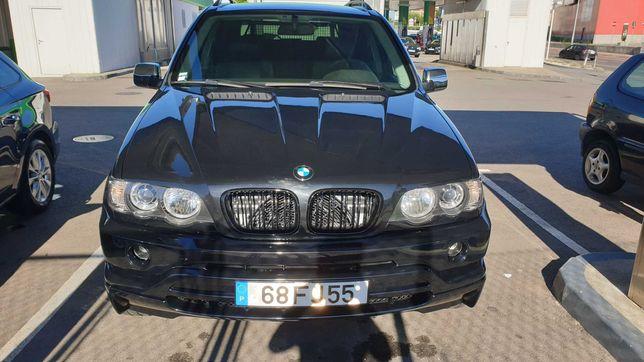 BMW X5 PACK M Como Novo