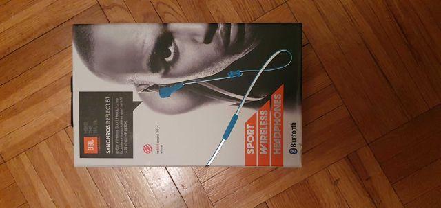 Słuchawki bezprzewodowe bluetooth JBL Reflect BT