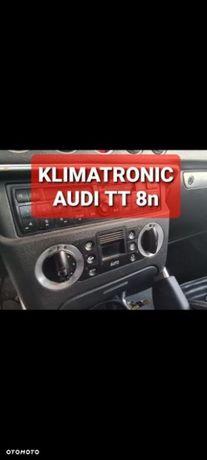 Klimatronic Audi TT  8n z Ramką / PLASTIKIEM