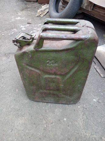 канистра на 20 литров производство СССР