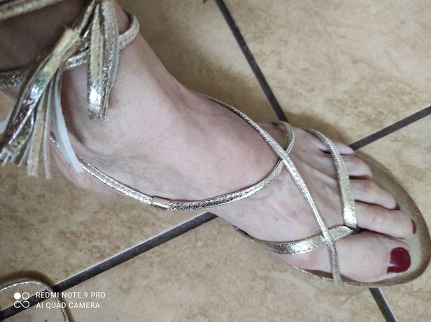 Sandałki letnie Ala rzymianki