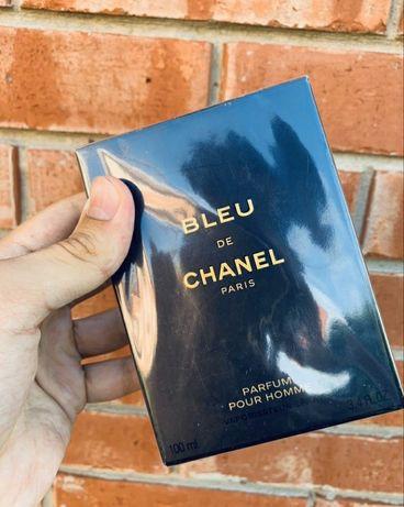 Bleu de Chanel Parfum Шанель Блу парфюм духи одеколон мужские оригинал