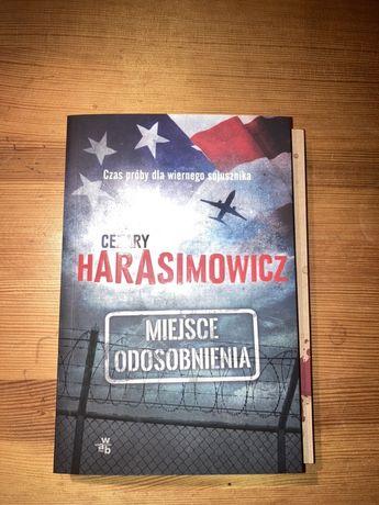 Książka Cezary Harasimowicz Miejsce Odosobienienia nowa