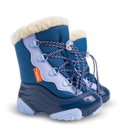Зимние ботиночки Demar 22-23 размер