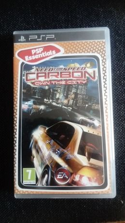 Gra Need For Speed Carbon PSP
