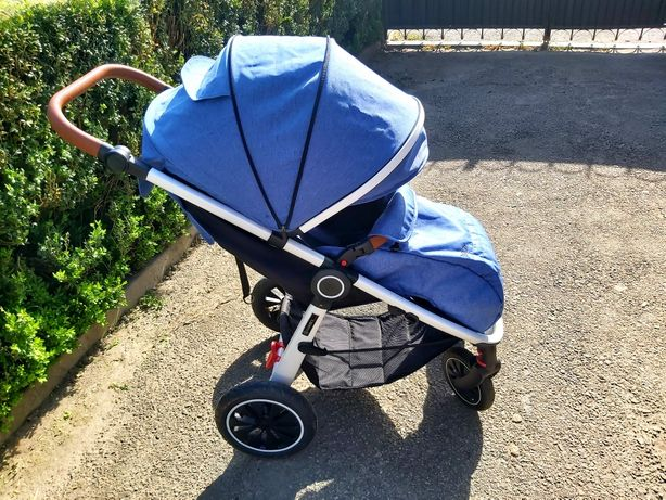 Детская коляска Coletto joggy как новая