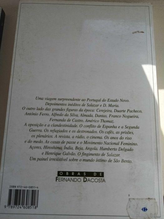 Livros Salazar - história Bravães - imagem 1