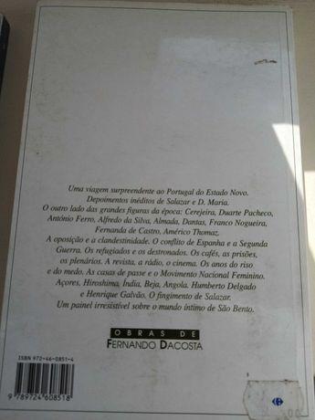 Livros Salazar - história