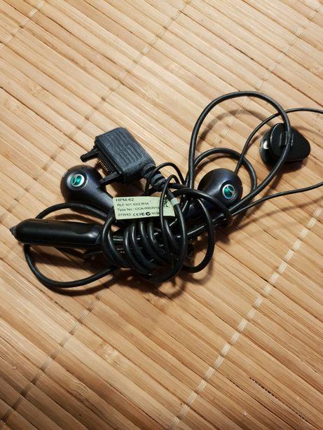 Słuchawki Sony Ericsson