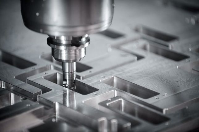 Фрезировка Металу. ЧПУ. 3D моделі. Токарні роботи.