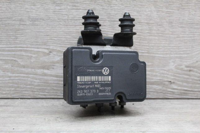 Блок управления АБС ABS 2K0907379B VW Caddy Фольксваген Разборка