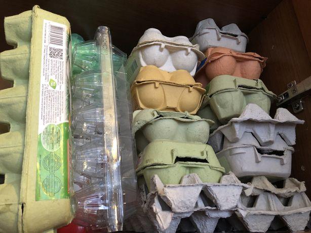 Лоток для яиц. Коробки. Обмен на домашние продукты