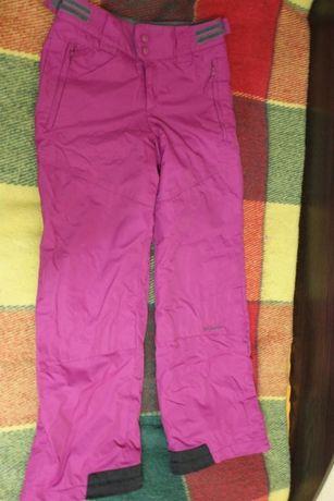 Зимние утеплённые штаны Columbia 14-16лет XS-S женский
