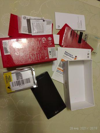 Телефон LG G4 отличное состояние