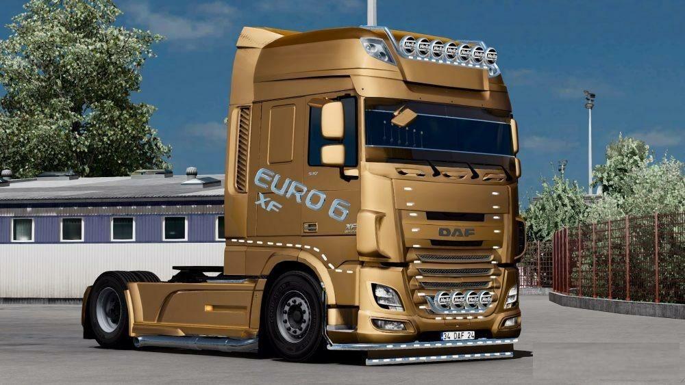 Daf euro 6 Adblue off