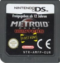 Metroid Prime: Hunters - First Hunt - jogo NDS