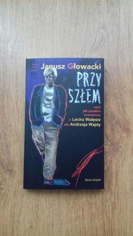 Ksiazka pt. Przyszłem-Janusz Głowacki
