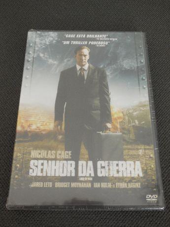 """Senhor da Guerra Filme Dvd com Nicholas """"Cage"""" Coppola"""