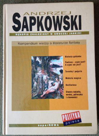 Sapkowski - Rękopis znaleziony w smoczej jaskini