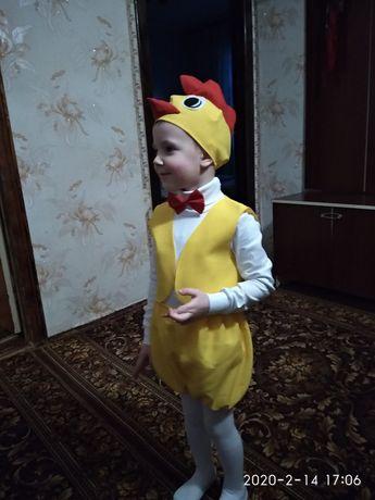 Продам дитячий костюм курчати.