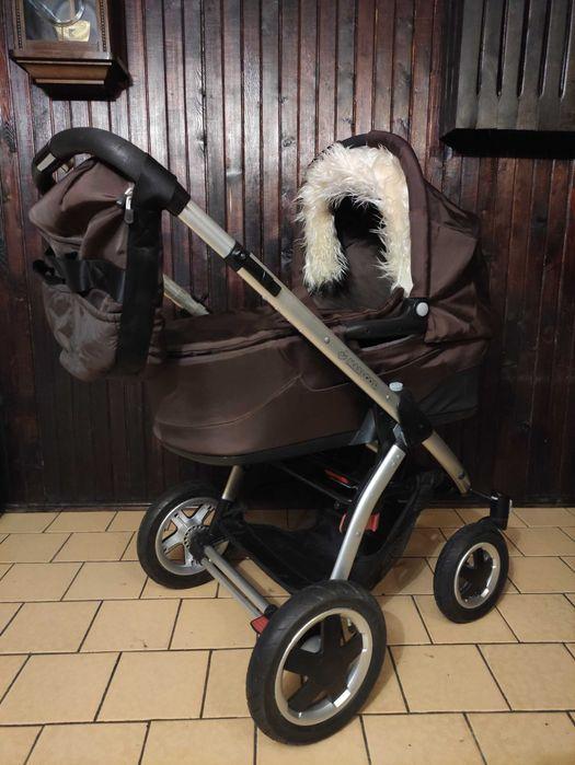 Wózek dziecięcy Maxi Cosi Mura 4 2w1 Pruszków - image 1