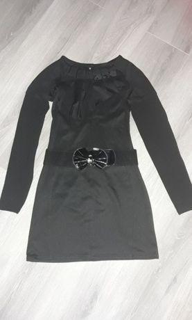 Платье мини + пояс