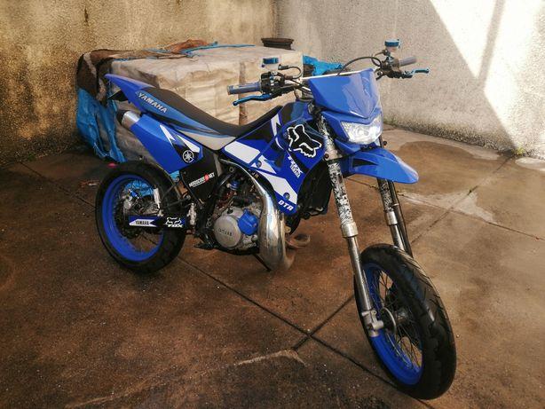 Mota Dtr 125 Yamaha