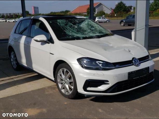Volkswagen Golf Białą Perła Panorama Nawigacja R Line NIemcy Niski koszt naprawy
