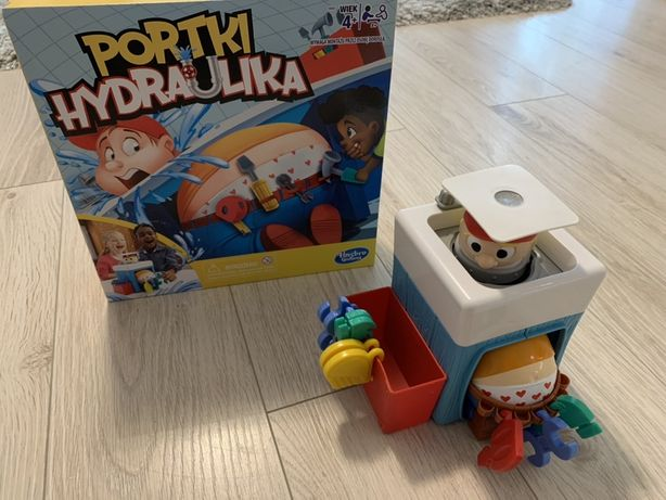 Gra dla dzieci Portki Hydraulika