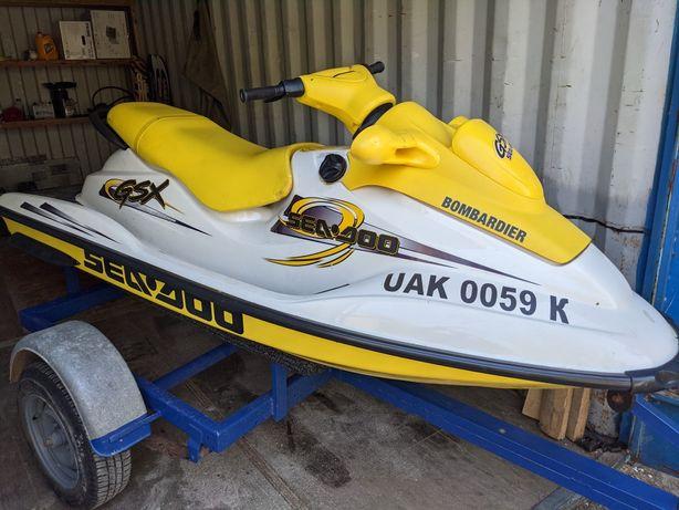 Гідроцикл BRP Sea Doo gsx rfi