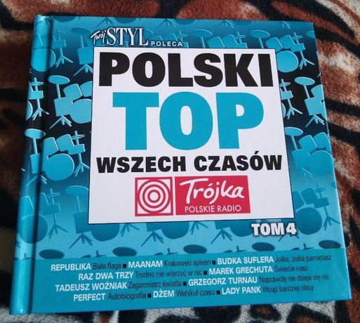 CD - Polski Top Wszech Czasów TOM.4