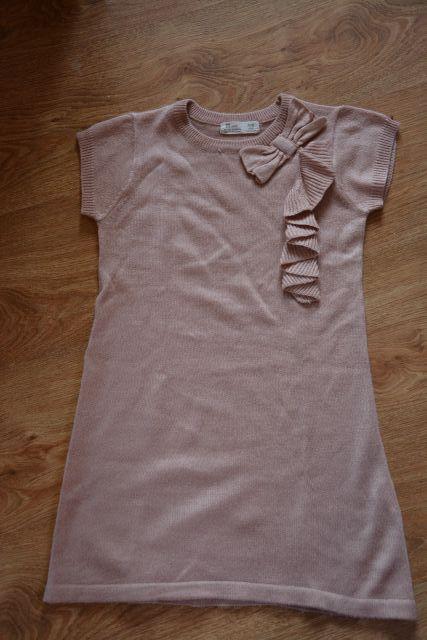 Sukienka, tunika Zara 7-8 lat