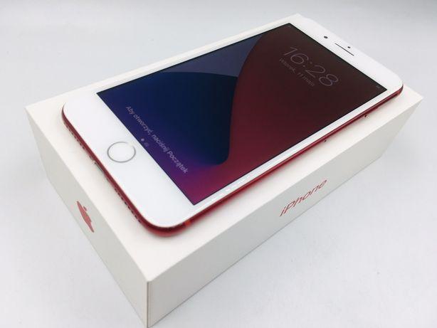 iPhone 7 PLUS 256GB RED • GW 12 msc • DARMOWA wysyłka •FAKTURA