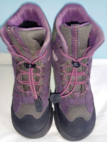 Ботинки зимние ECCO р.33