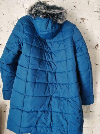 Куртка, зимняя хорошое состояние