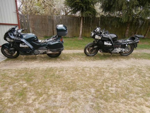 honda pan st 1100 pan european 2 motocykle