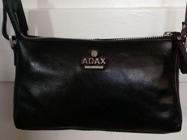 Adax torebka skóra naturalna