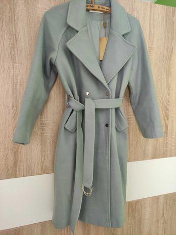 Nowy błękitny płaszcz