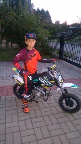 Buty motocyklowe dziecięce cross enduro 34